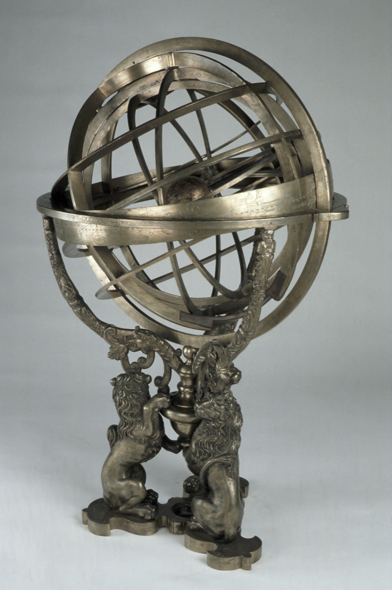 preview image for Armillary Sphere, Italian?, c. 1580