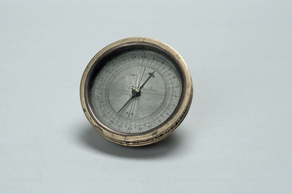 preview image for Compass, by Erasmus Habermel?, Prague?, Late 16th Century
