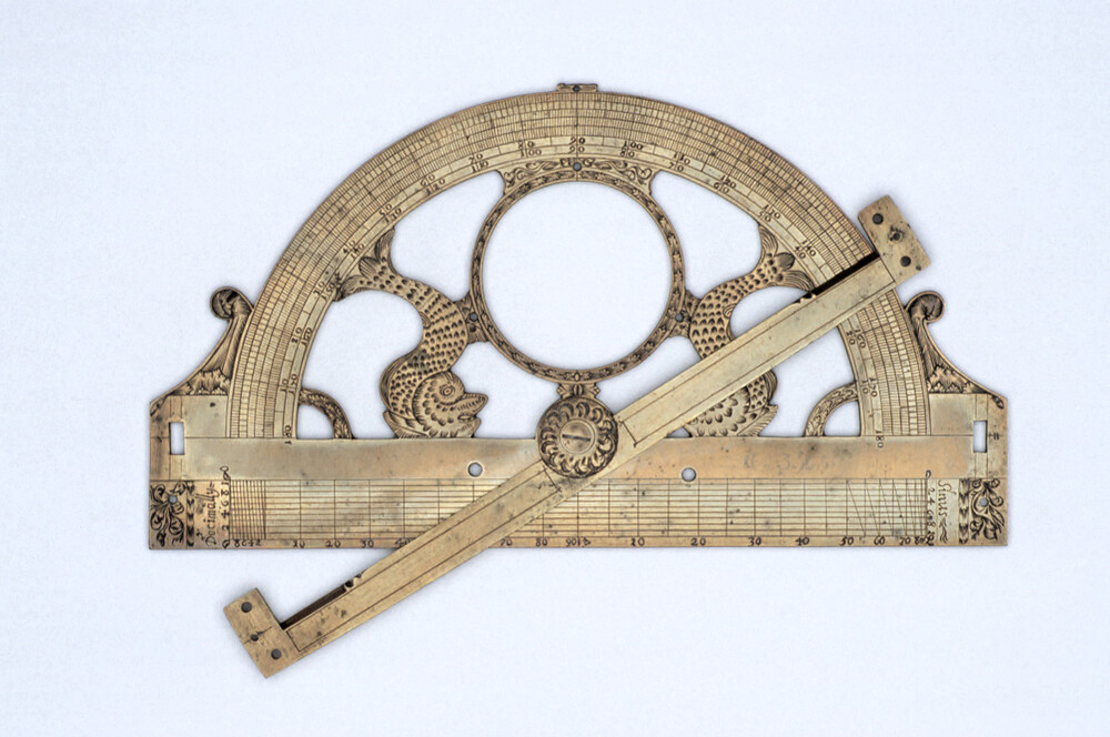 preview image for Graphometer, French, 18th Century