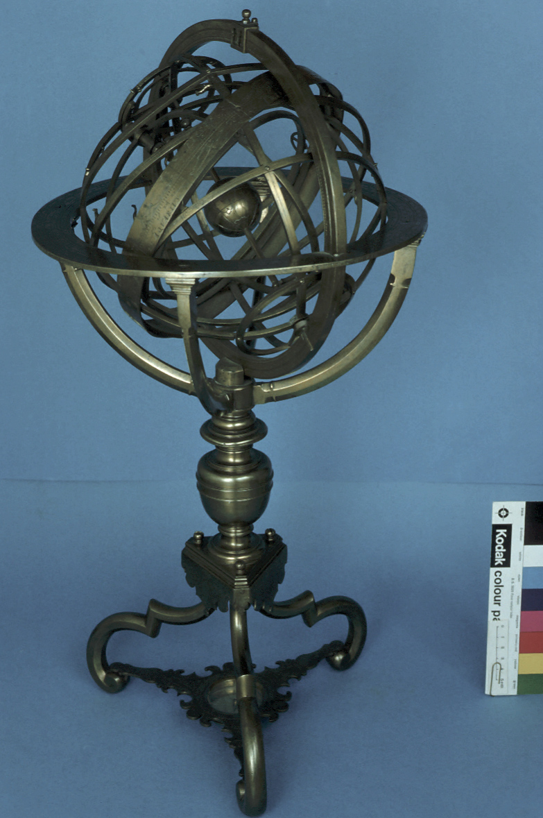 preview image for Armillary Sphere, by Cornelius Vinchx, Naples, 1601