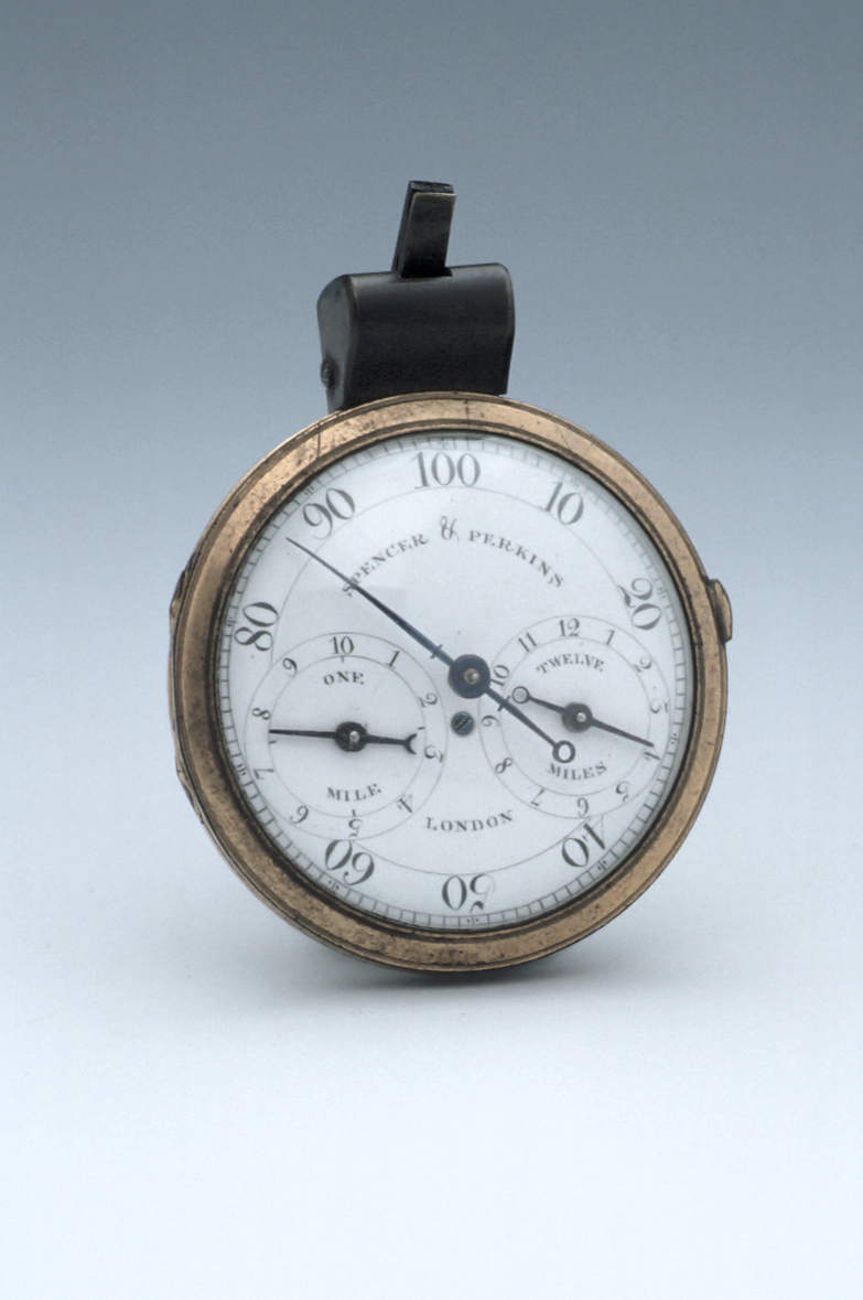 preview image for Pedometer, by Spencer and Perkins, London, 1775-1794