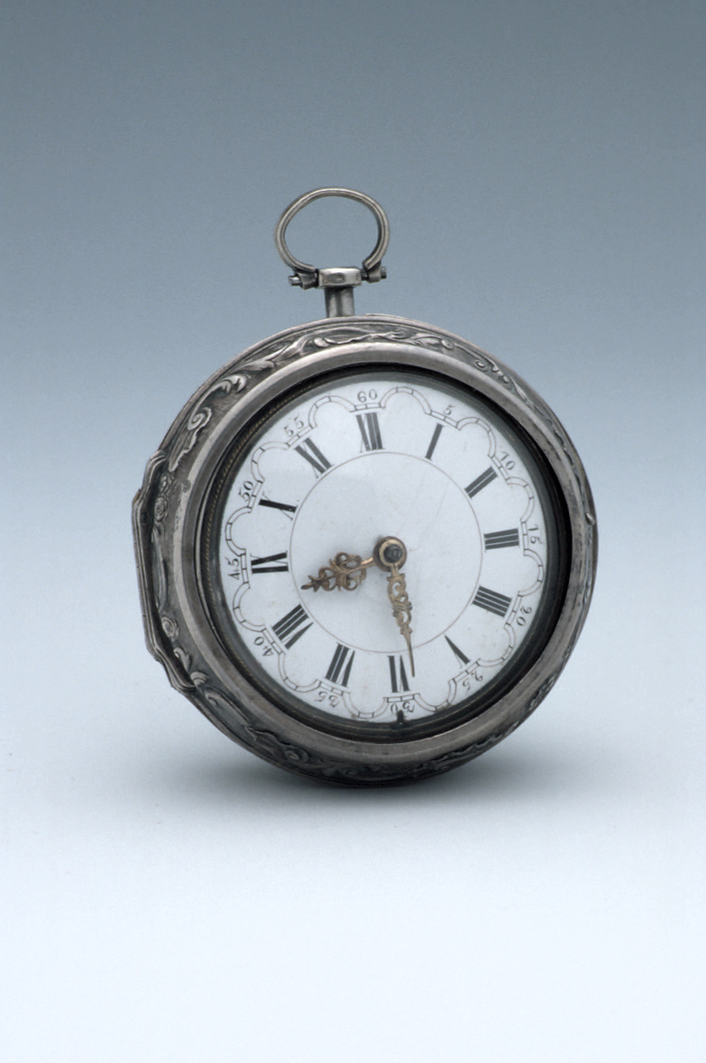 preview image for Verge watch, by Boisson, London, c.1750