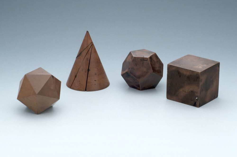 preview image for Geometric Solids, Oxford, 17th Century