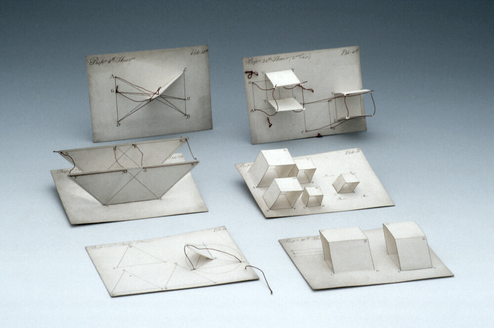 preview image for Geometric Models, by Bartholomew Bate, London, c. 1840