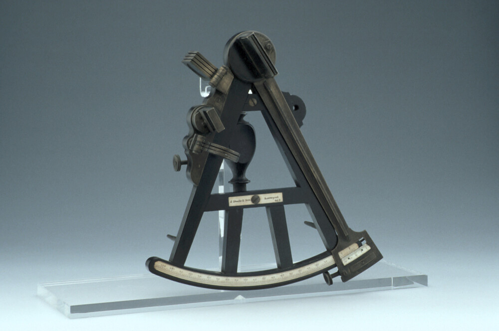 preview image for Octant, by J. Steele & Son, Liverpool, c. 1840