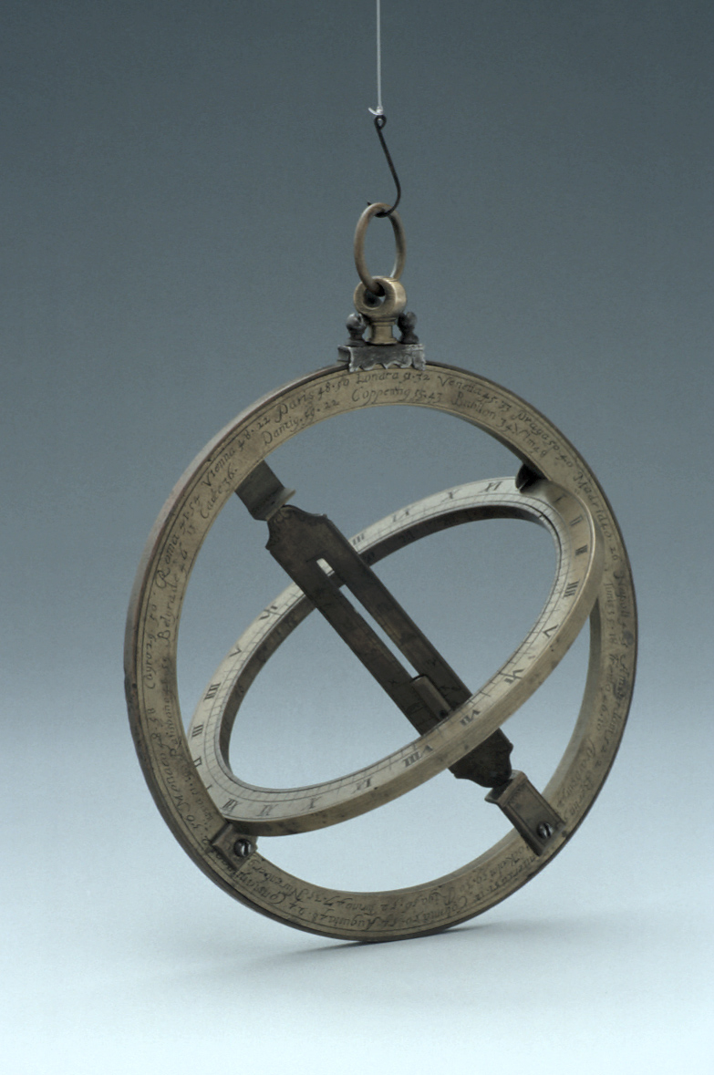 preview image for Equinoctial Ring Dial,  French?, 18th Century