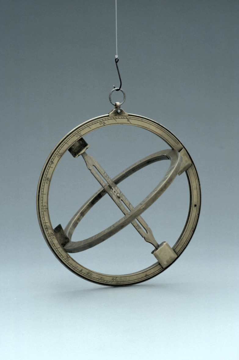 preview image for Equinoctial Ring Dial with Quadrant, by Thomas Simson, English, 1719