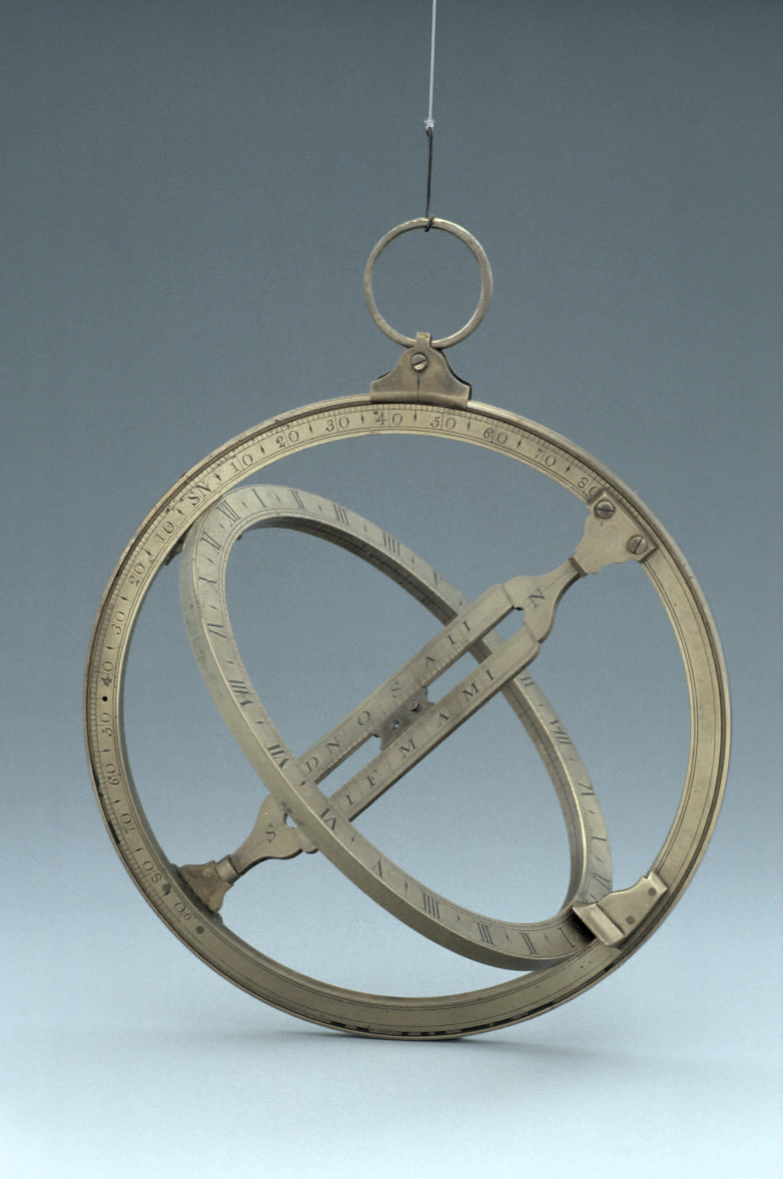 preview image for Equinoctial Ring Dial with Quadrant, by Benjamin Martin, London, Late 18th Century