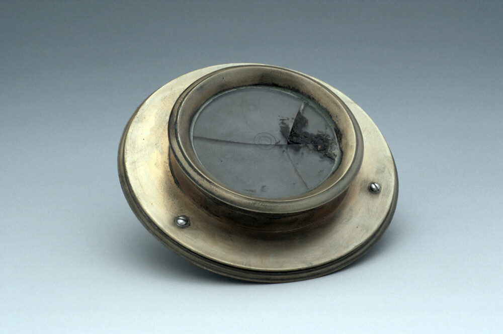 preview image for Circular Bubble Spirit Level, English, c. 1700