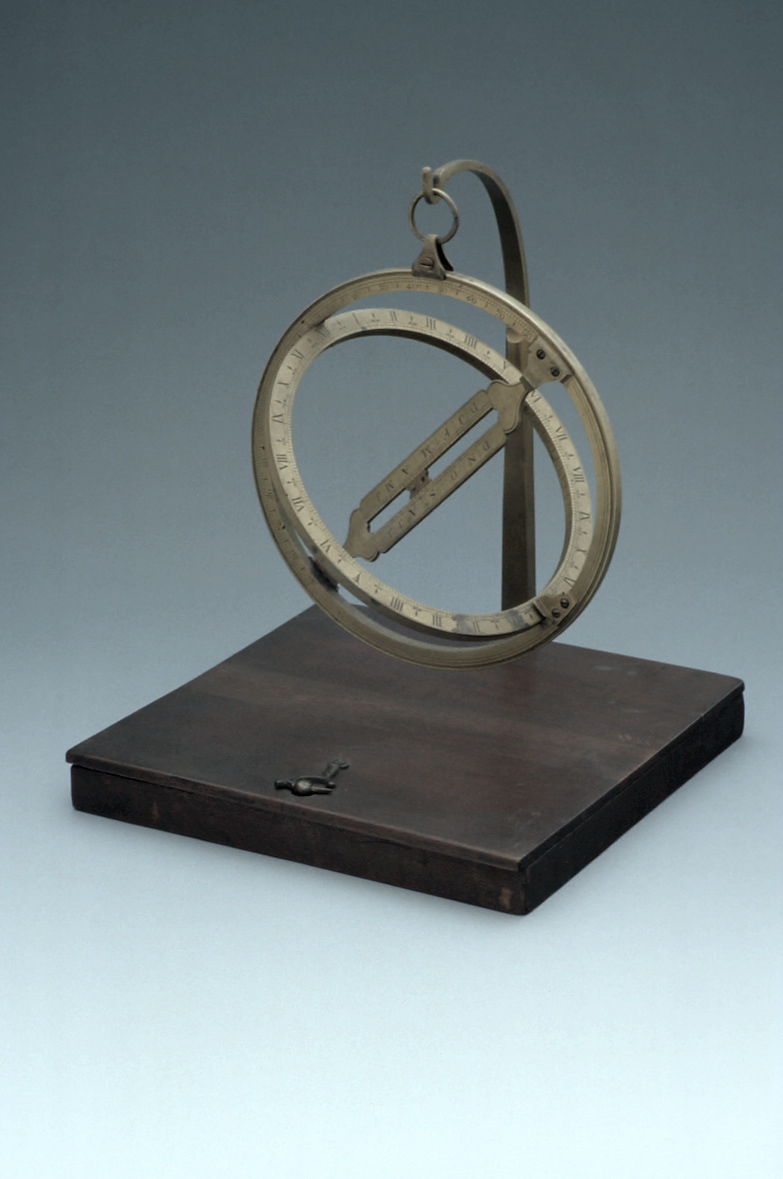 preview image for Equinoctial Ring Dial with Quadrant, English, c. 1760
