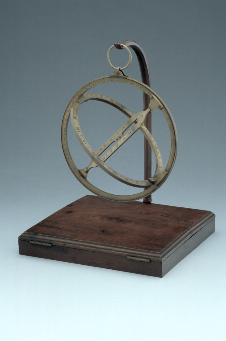 preview image for Equinoctial Ring Dial, English, 18th Century
