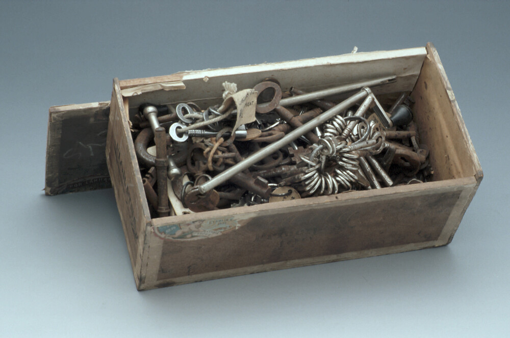 preview image for Box of Old Museum Keys