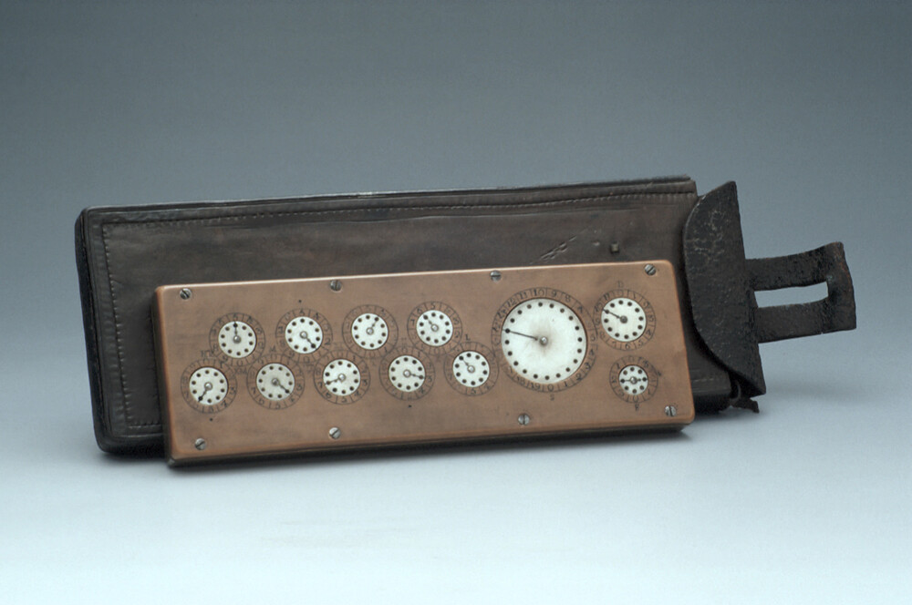 preview image for Arithmetical Instrument, 18th Century