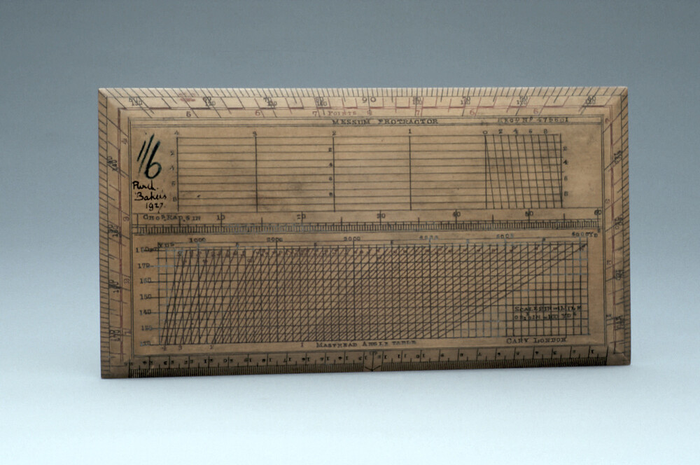 preview image for Messum Protractor, by Cary, London, 19th Century