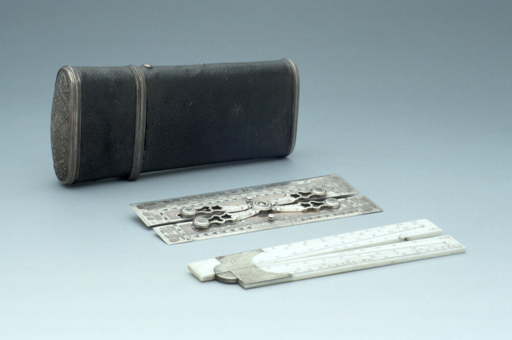 preview image for Set of Drawing Instruments, by Thomas Heath, London, c. 1740