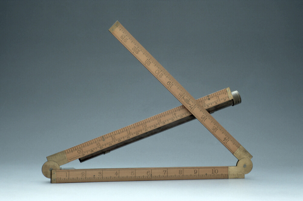preview image for Home-Made Measuring Device, English?, 20th Century