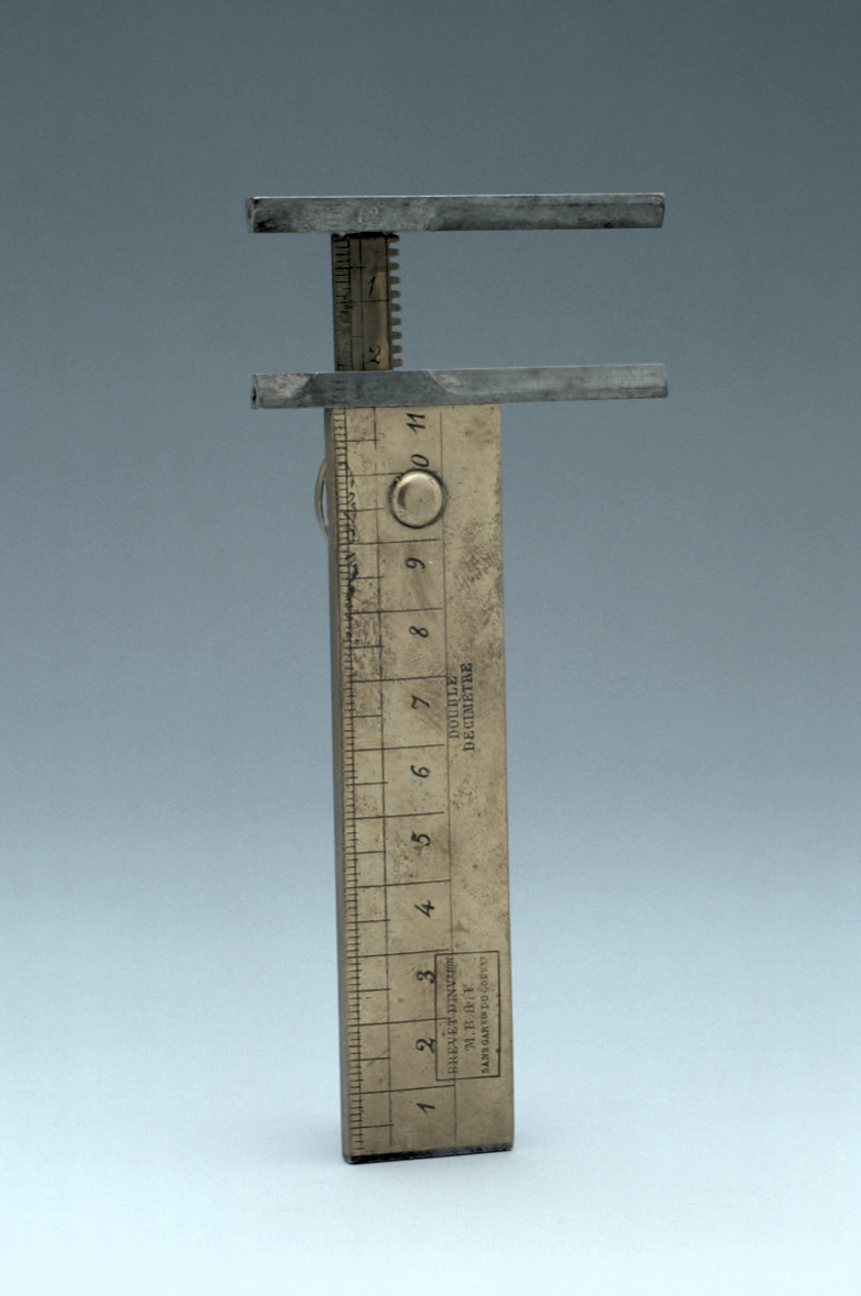preview image for Mechanical Calipers, French, Mid-19th Century