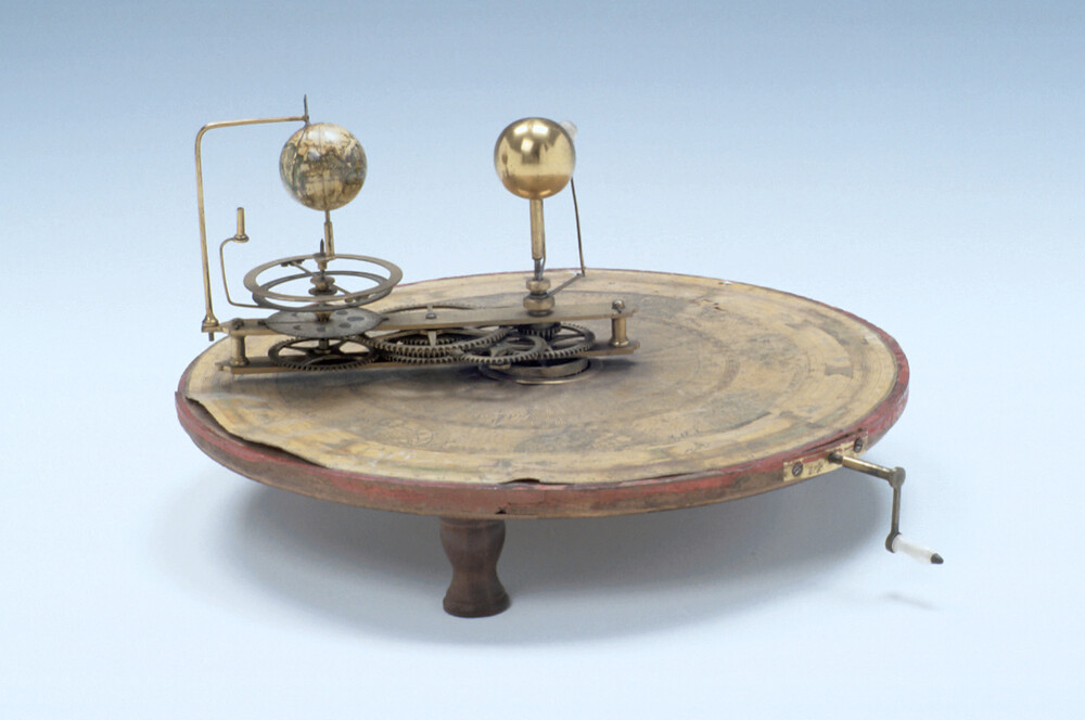preview image for Orrery, Sold by John Jones, London, Late 18th Century