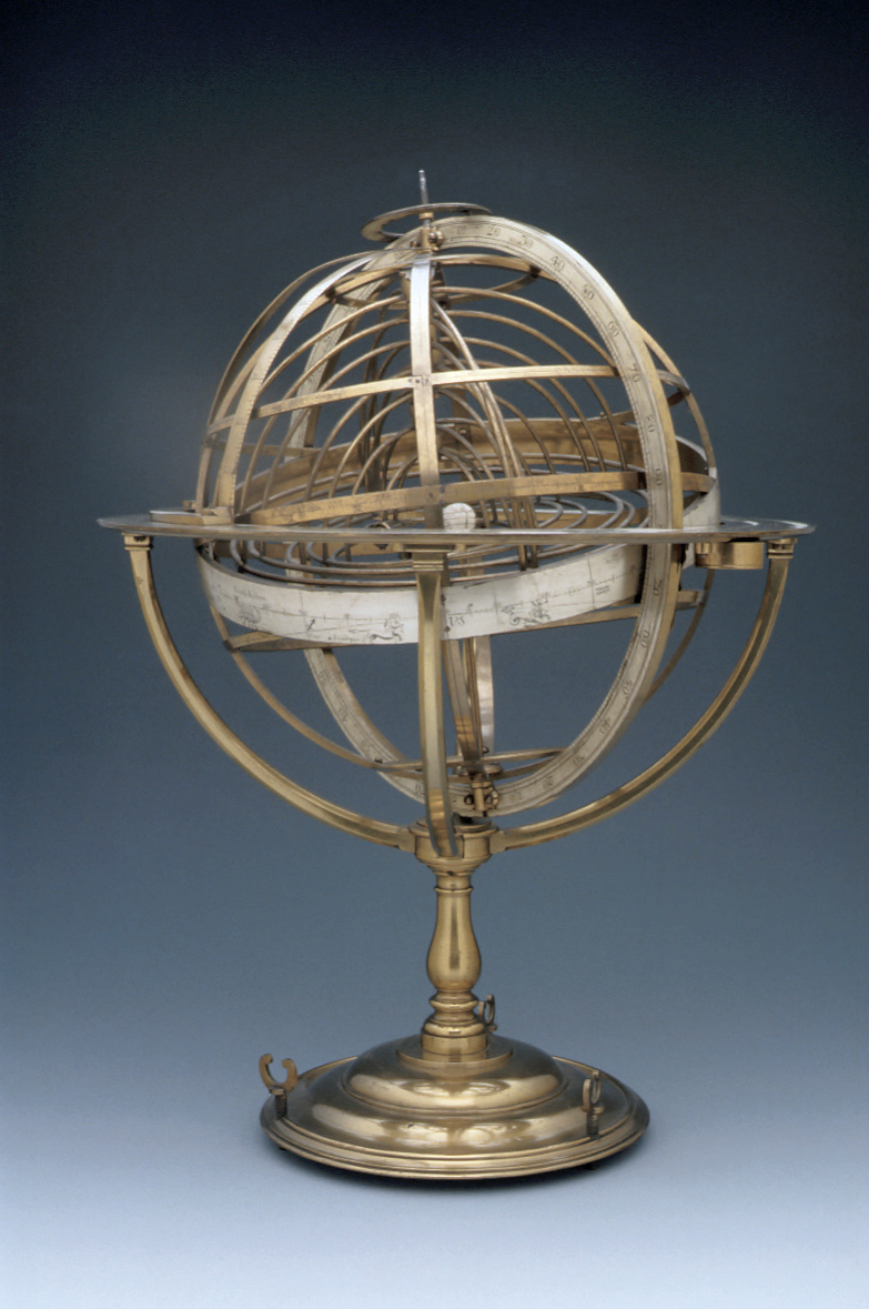 preview image for Ptolemaic Armillary Sphere, by John Rowley, London, c. 1700