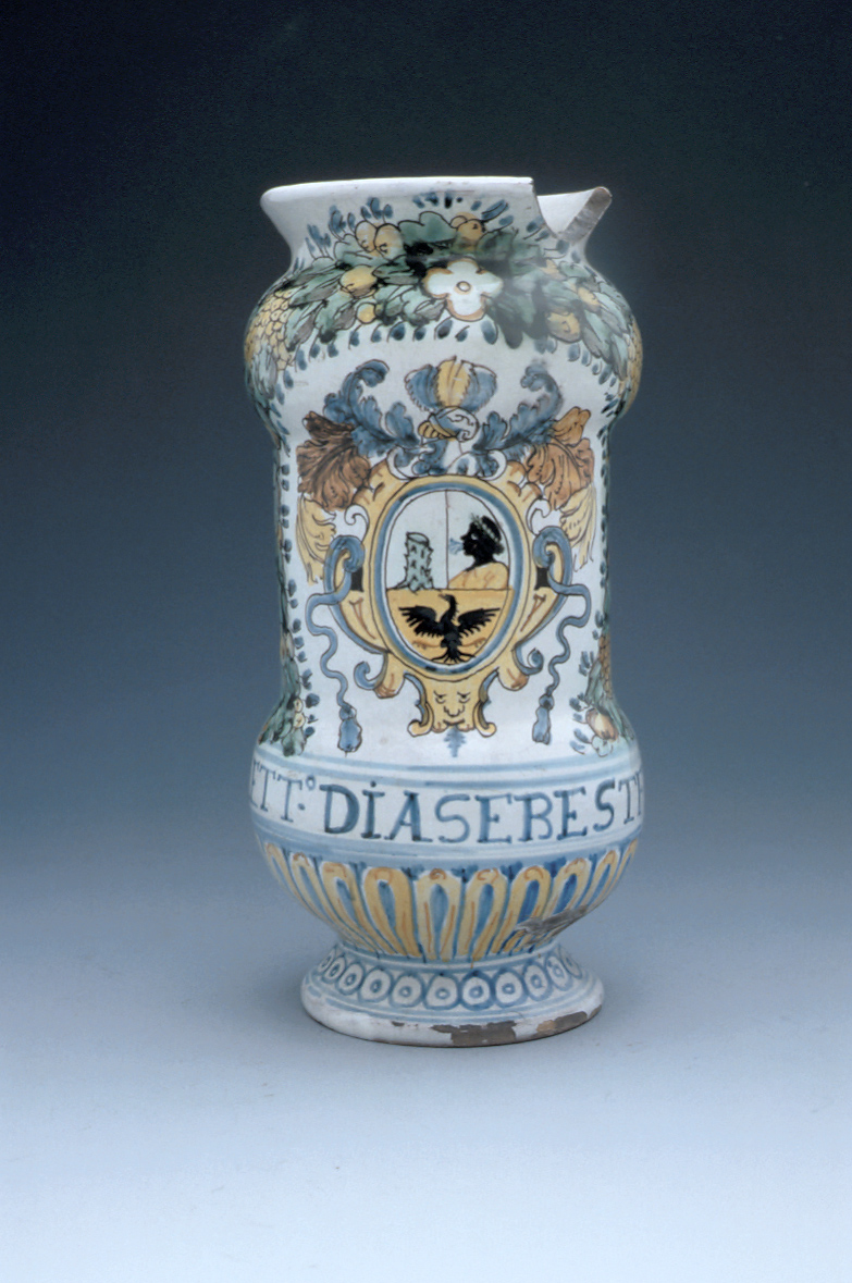 preview image for Albarello Drug Jar, Italy, 18th Century