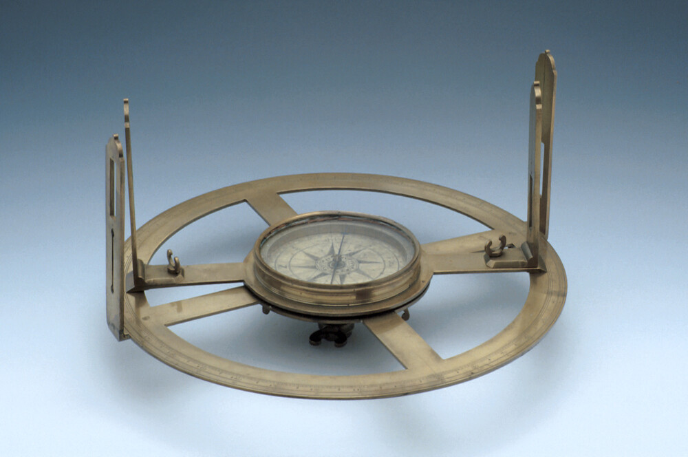 preview image for Simple Theodolite, by John Worgan, London, c. 1700