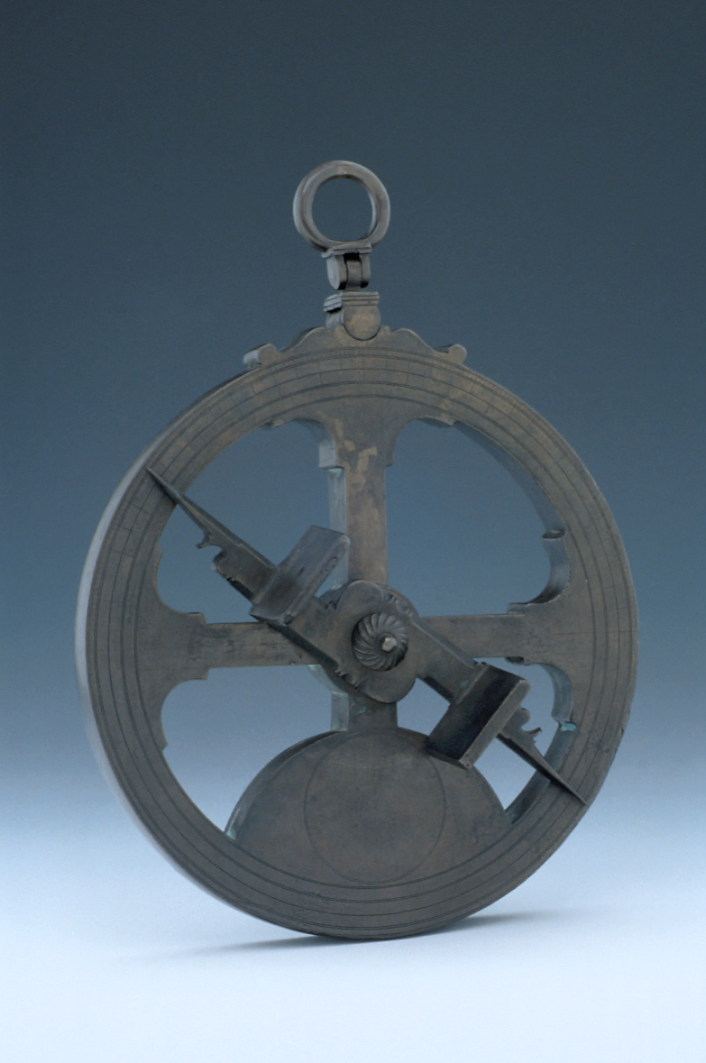 preview image for Electrotype Facsimile of a Spanish Mariner's Astrolabe Probably from the Spanish Armada, c.1928