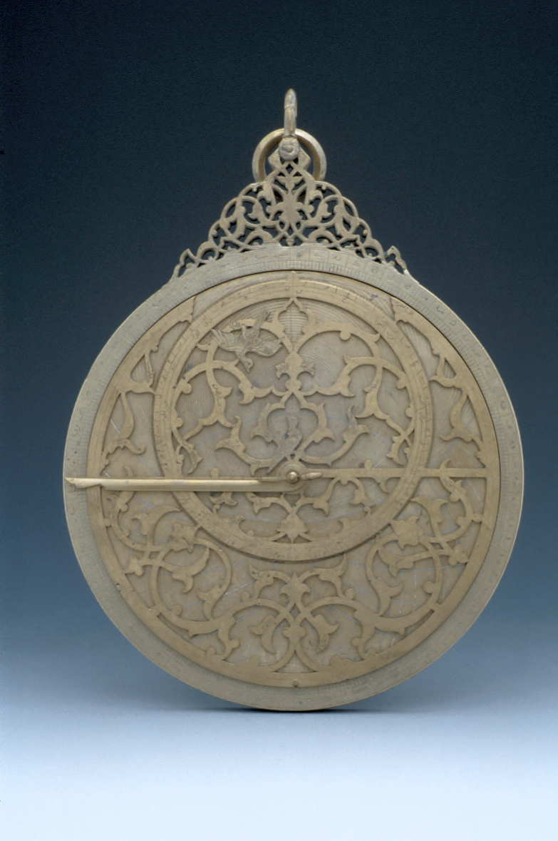preview image for Astrolabe, by Allah-dad, Lahore, c. 1570