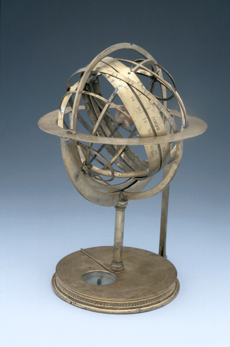 preview image for Armillary Sphere, Italian, c. 1500