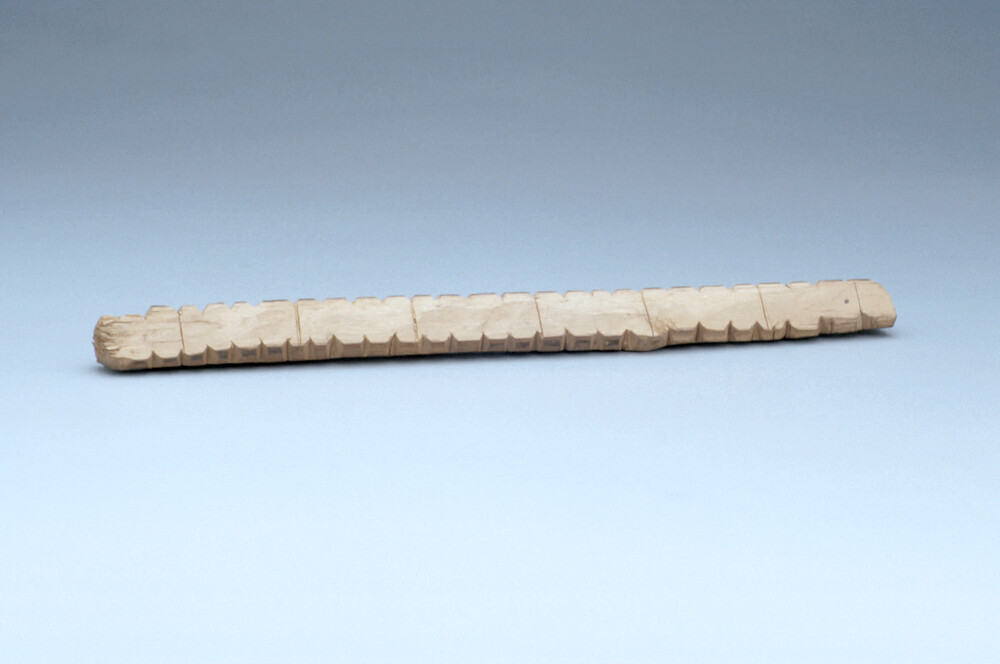 preview image for Faggot Tally Stick, Godstow, Oxfordshire, 1926