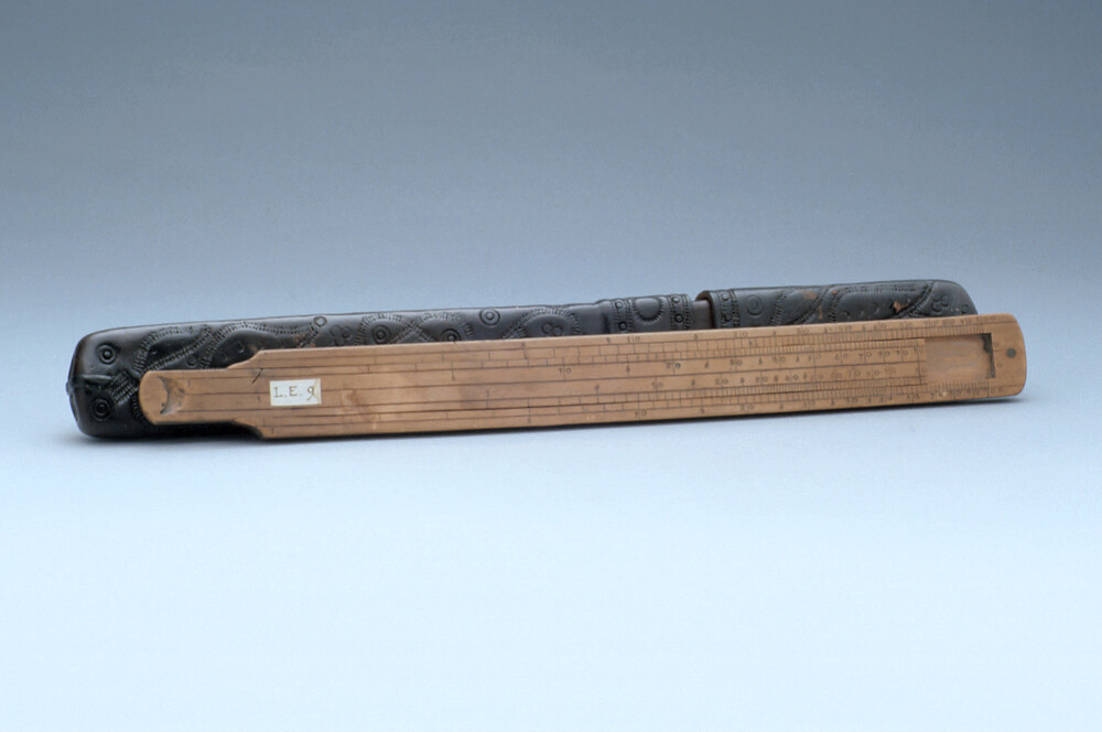 preview image for Slide Rule, English?, 1737
