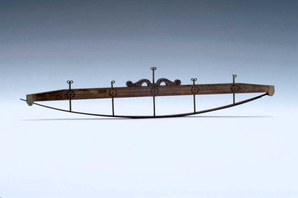 preview image for Curve Bow, English?, c. 1700