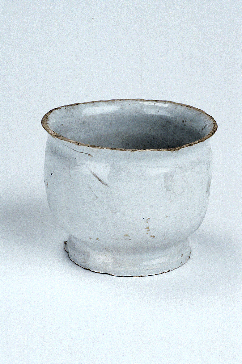 preview image for Oinment Jar, English, 18th or 19th Century