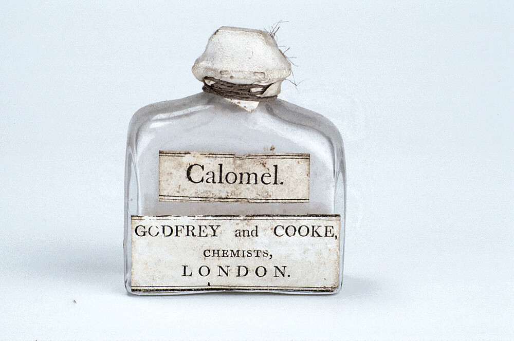 preview image for Calomel  Medicine, by Godfrey and Cooke, London, c. 1820