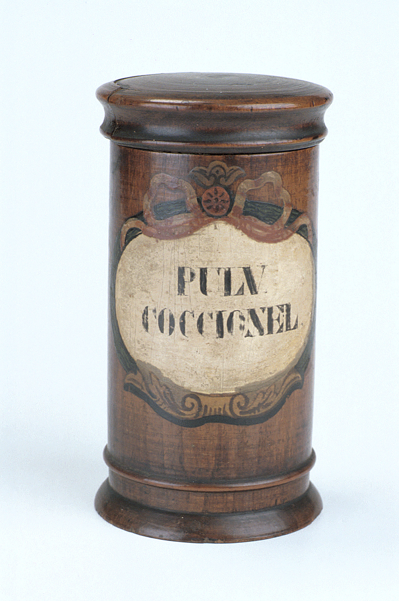 preview image for Turned Wood Container, Continental Europe, 18th Century