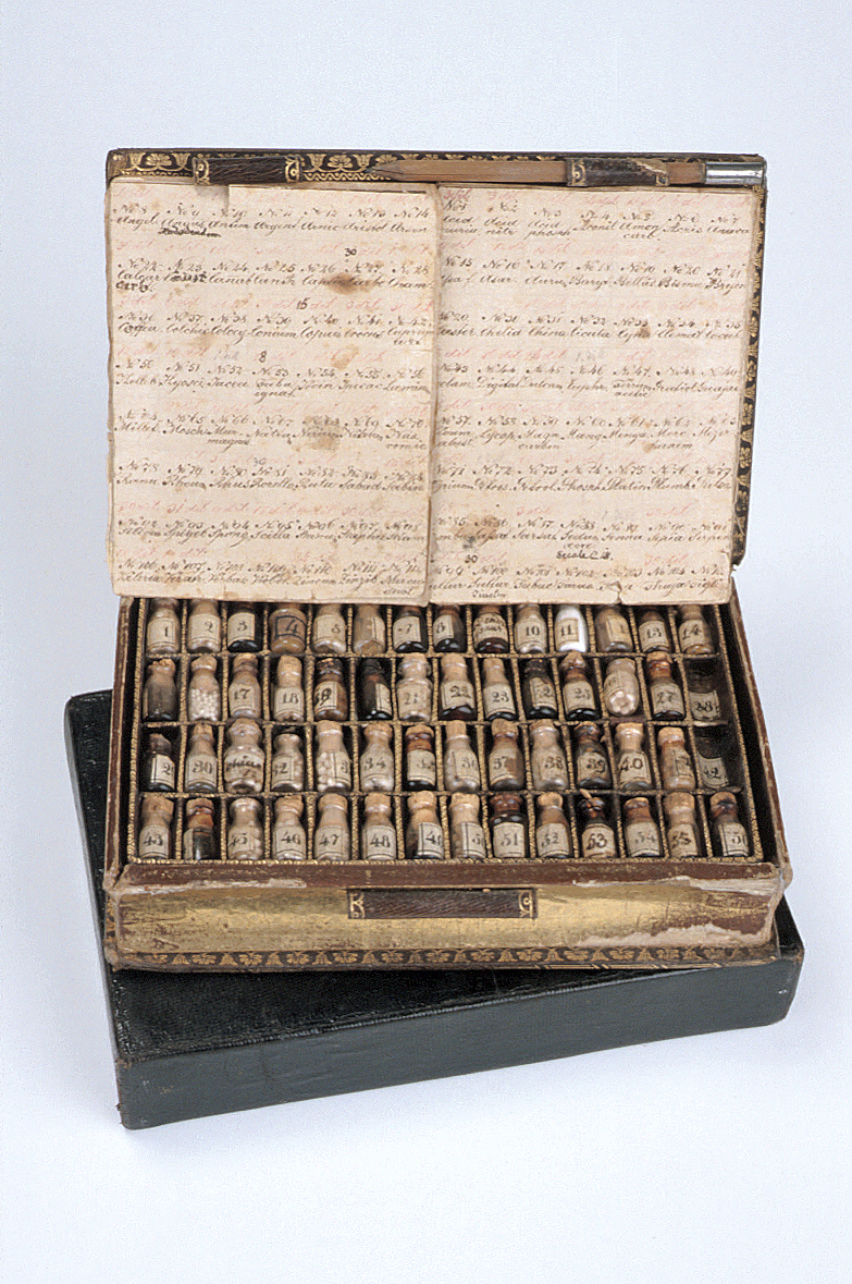 preview image for Homeopathic Medicine Case, c. 1820