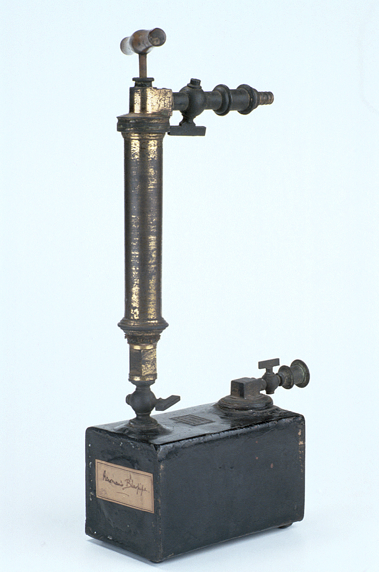 preview image for Oxy-Hydrogen Blowpipe, by I. Newman & Knight, London, c. 1820
