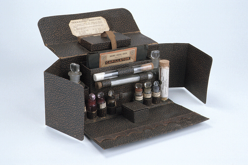 preview image for Chemical pH Indicator, by British Drug Houses Ltd., London, c. 1920