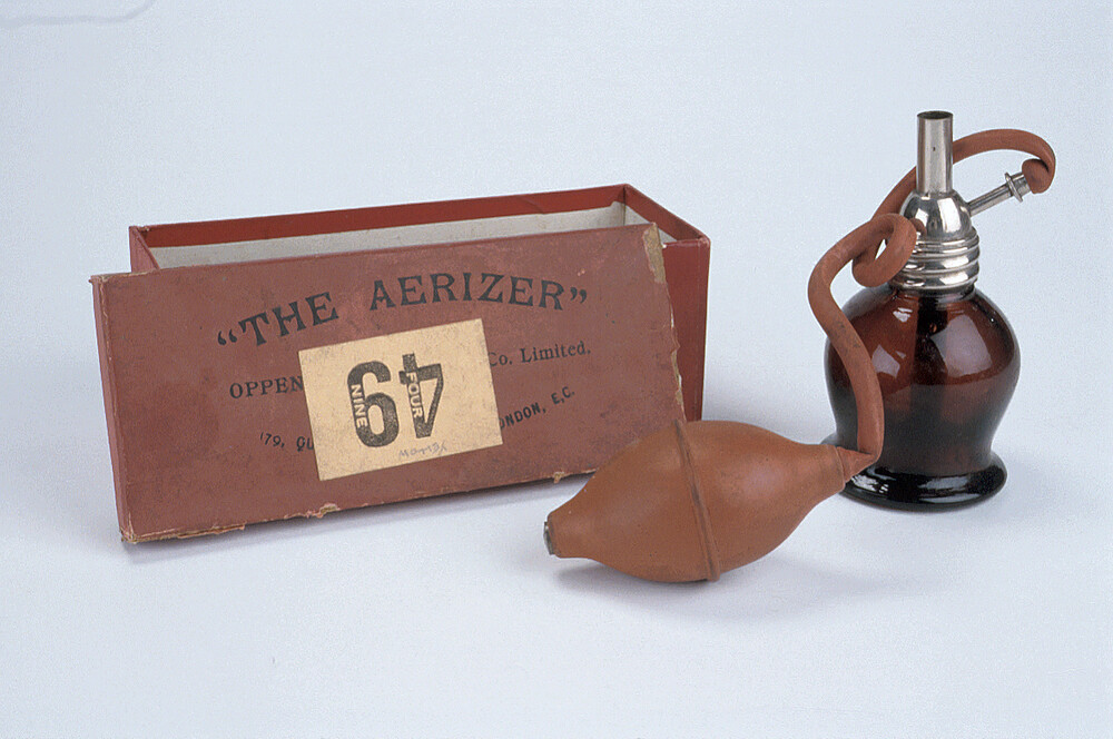 preview image for 'The Aerizer' Spray in Box, by Oppenheimer Son & Co, London
