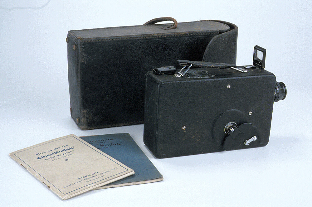 preview image for Cine Kodak Camera (Belonging to Lord Florey), by Kodak, USA, 1940s