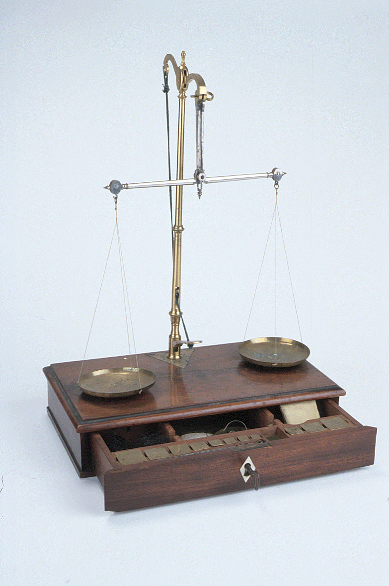 preview image for Balance, by George Knight & Sons, London, c. 1840