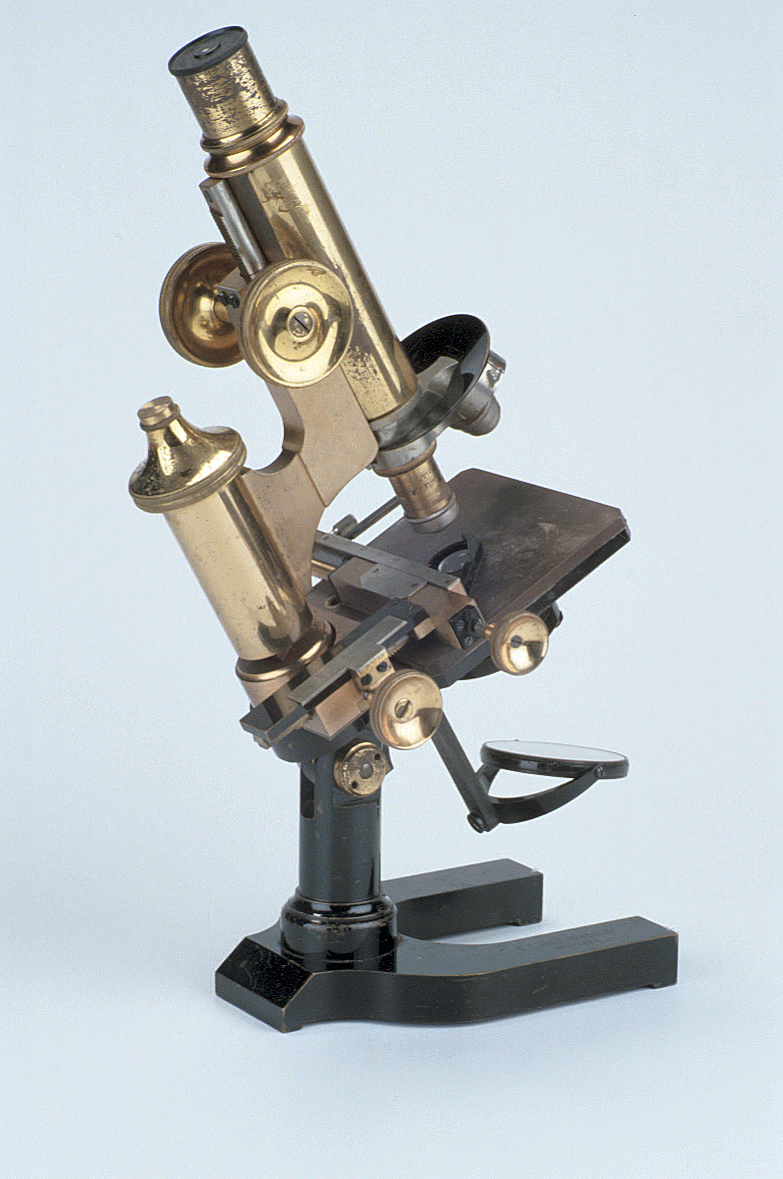preview image for Lord Florey's Microscope in Case with Accessories, by E. Leitz, Wetzlar, c.1920