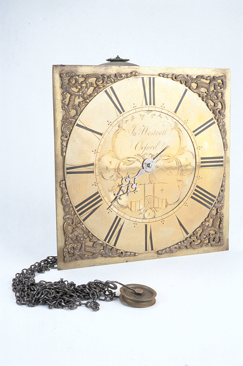 preview image for Pendulum  Clock, by John Westcott, Oxford, c. 1780