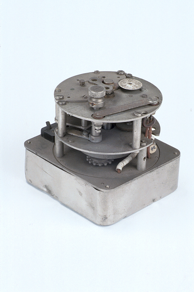 preview image for Clockwork Flasher Mechanism, c. 1950
