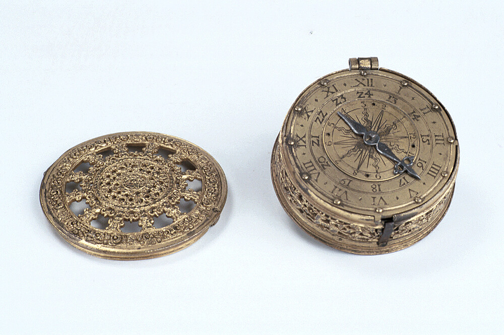 preview image for Small Table Clock, Possibly by Jacob Zech, German, c. 1550