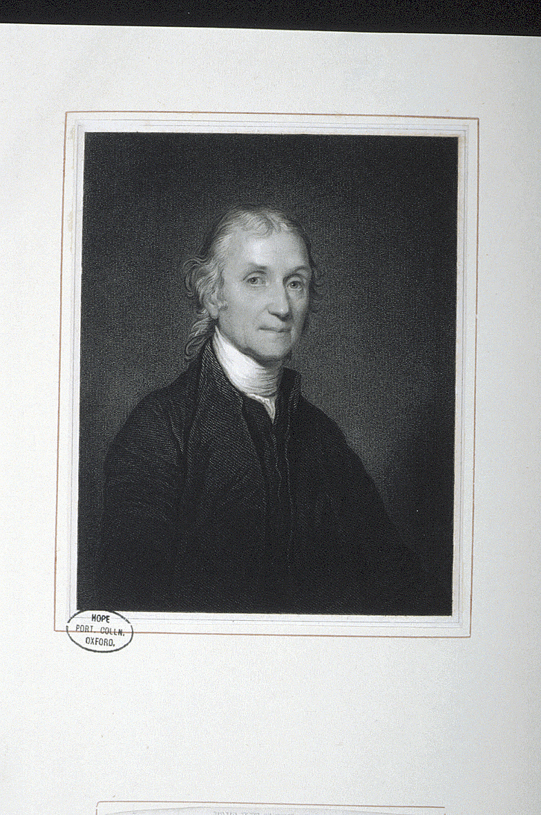 preview image for Print (Engraving) of Joseph Priestley, after Gilbert Stuart, 19th Century.
