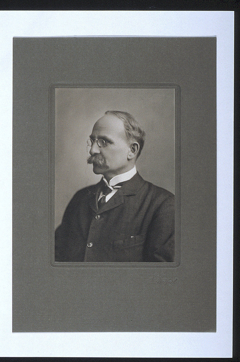 preview image for Photograph (Carbon Print) of Lewis Evans, by William Coles, Watford, 1900s