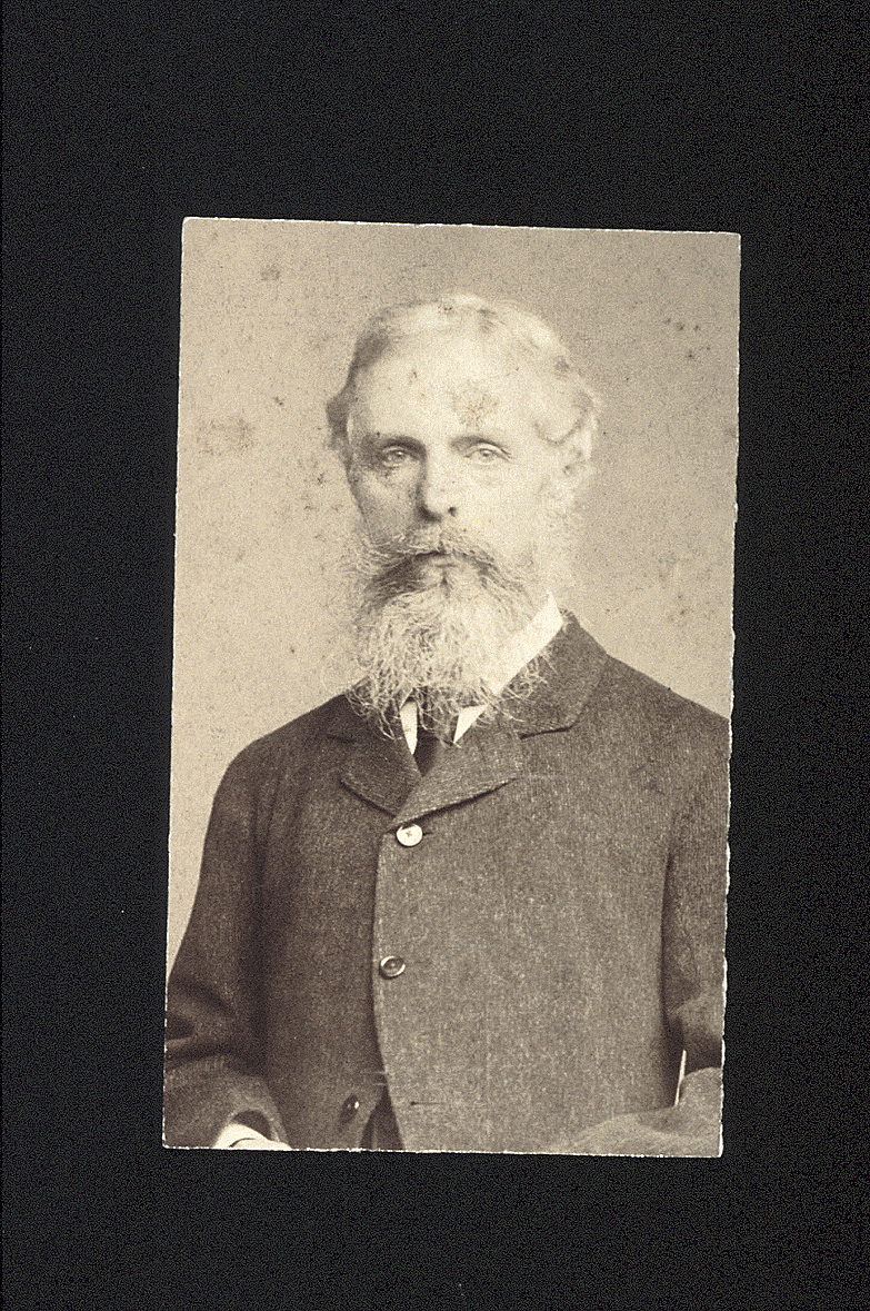preview image for Photograph (Albumen Print) of A. G. Vernon Harcourt, by H. J. Whitlock, Birmingham, 1870s