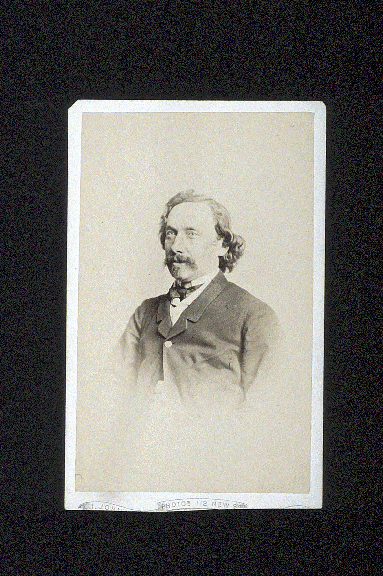 preview image for Photograph (Albumen Print, Carte de Visite) of David Forbes, by J. John[?son], 1860s