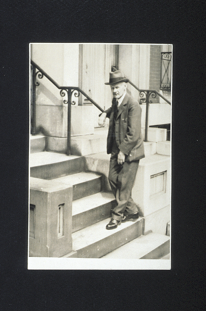 preview image for Photograph (Gelatine Print) of N. V. Sidgwick, Probably 1920s