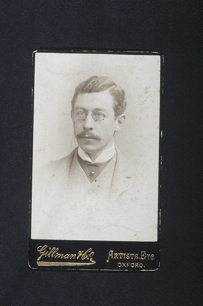 preview image for Photograph (Albumen Print, Carte de Visite) of J. E. Marsh, by Gillman & Co., Oxford, c.1890